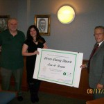 Ewing Environmental Commission Logo Winner Lisa A. Snyder