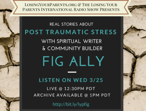 Podcast Episode #026: Real Stories & Post Traumatic Stress with Fig Ally