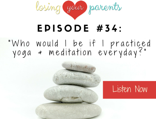 Podcast Episode #034: Who would I be if I practiced yoga & meditation everyday?