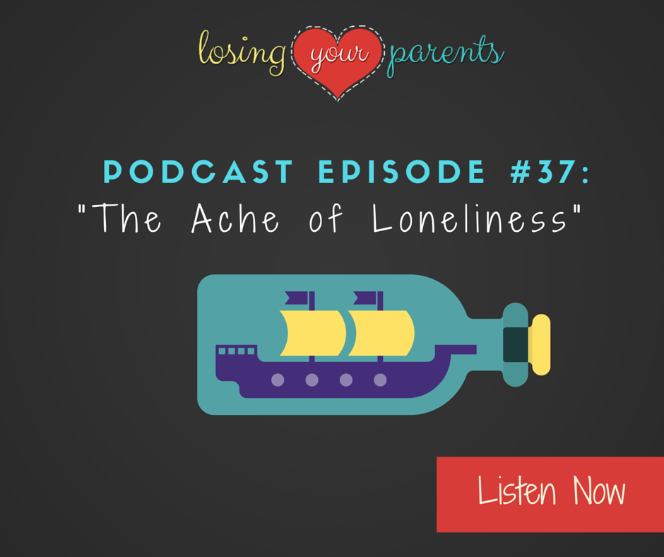 losing your parents #37